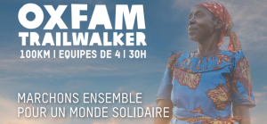 Trailwalker OXFAM